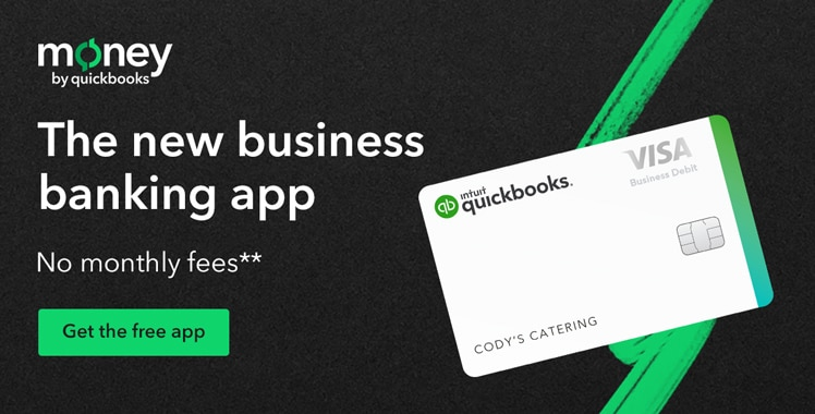 Money by Quickbooks business banking app