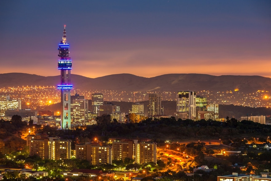 Business growth in South Africa