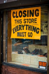 Tips on how to close a business.